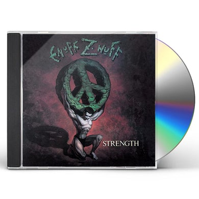 Enuff Z'nuff STRENGTH CD