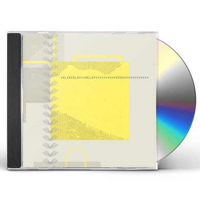 Vladislav Delay VISA CD