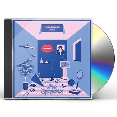 Vidal Benjamin POP SYMPATHIE CD
