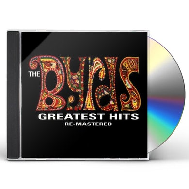 The Byrds GREATEST HITS REMASTERED CD