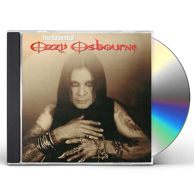 Ozzy Osbourne ESSENTIAL CD