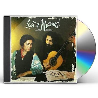 ALBA MOLINA CD