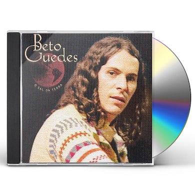 Beto Guedes SAL DA TERRA: BEST OF CD