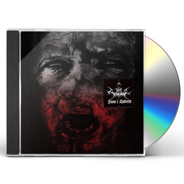 Den Saakaldte KAPITELE II: FAEN I HELVETE CD