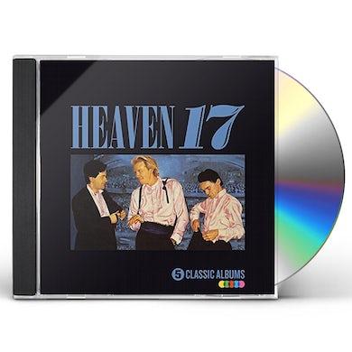 Heaven 17 5 CLASSIC ALBUMS CD