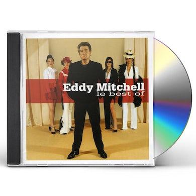Eddy Mitchell BEST OF CD