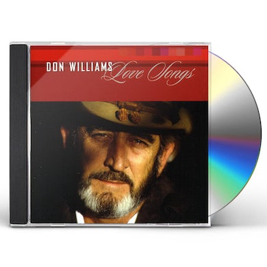 Don Williams LOVE SONGS CD