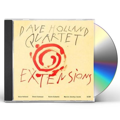 Dave Holland EXTENSIONS: TOUCHSTONES SERIES CD
