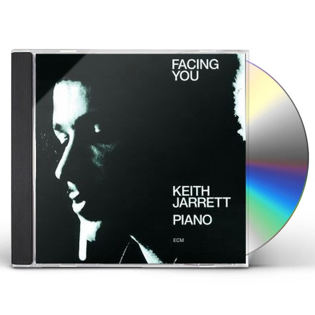 Keith Jarrett FACING YOU: TOUCHSTONES SERIES CD