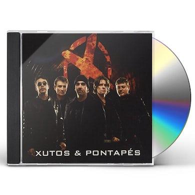XUTOS & PONTAPES CD