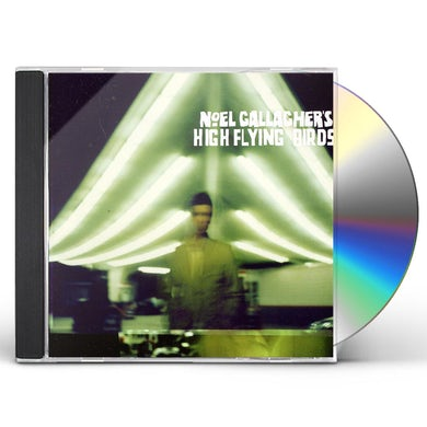 Noel Gallagher HIGH FLYING BIRDS CD