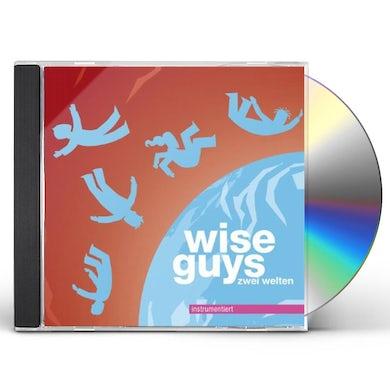 Wise Guys ZWEI WELTEN INSTRUMENTIER CD