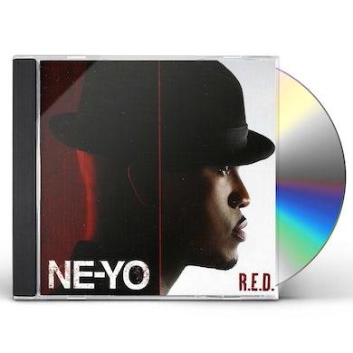 Ne-Yo R.E.D CD