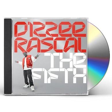 Dizzee Rascal FIFTH CD