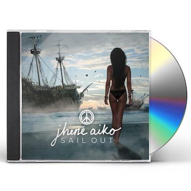 Jhené Aiko SAIL OUT CD