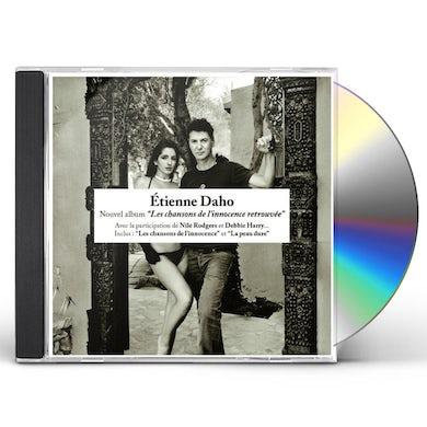 Etienne Daho LES CHANSONS DE L'INNOCENCE CD