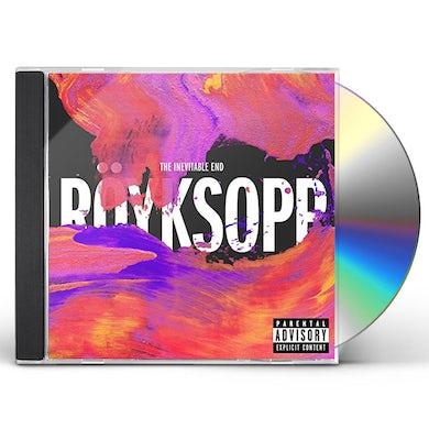 Royksopp INEVITABLE END CD