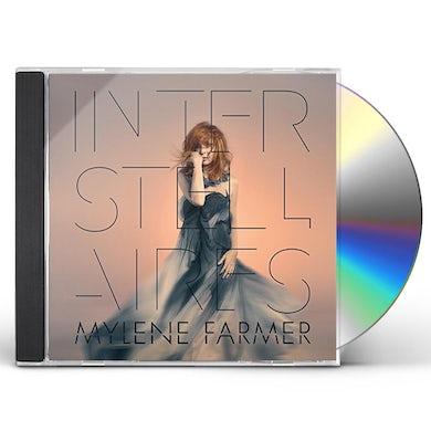 Mylène Farmer INTERSTELLAIRES (LIMITED EDITION) CD