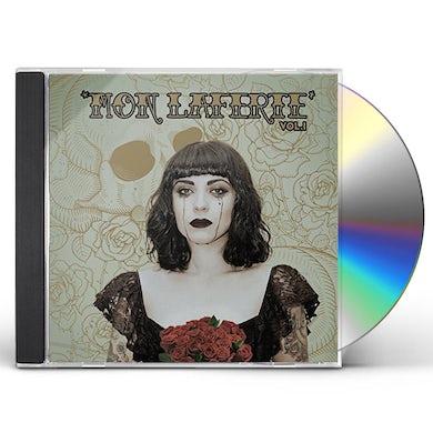 Mon Laferte VOL 1 DELUXE (GRABADO EN EL LUNARIO) CD