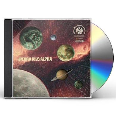 Melbourne Ska Orchestra SIERRA KILO ALPHA CD