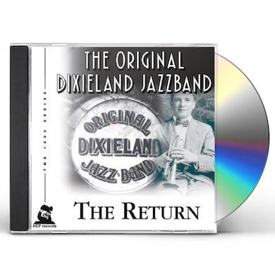 Original Dixieland Jazz Band RETURN CD