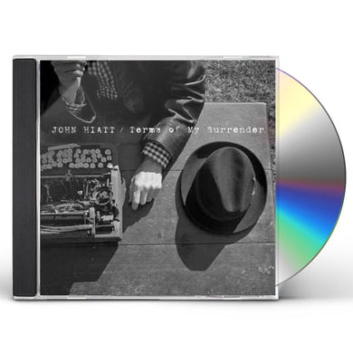 John Hiatt TERMS OF MY SURRENDER CD