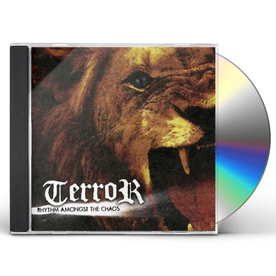 Terror RHYTHM AMONGST THE CHAOS CD