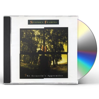 Stephen Fearing ASSASSIN'S APPRENTICE CD