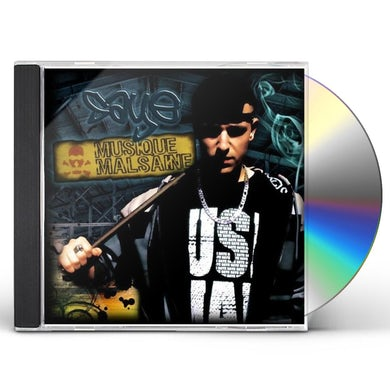 Saye MUSIQUE MALSAINE CD