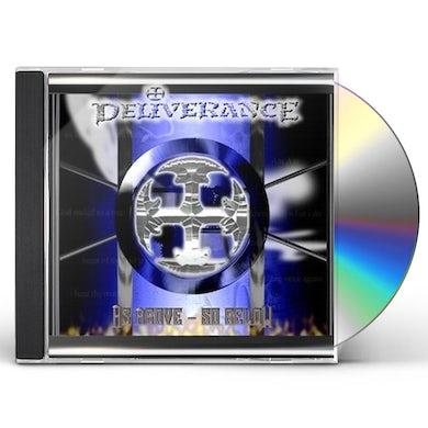Deliverance AS ABOVE - SO BELOW CD