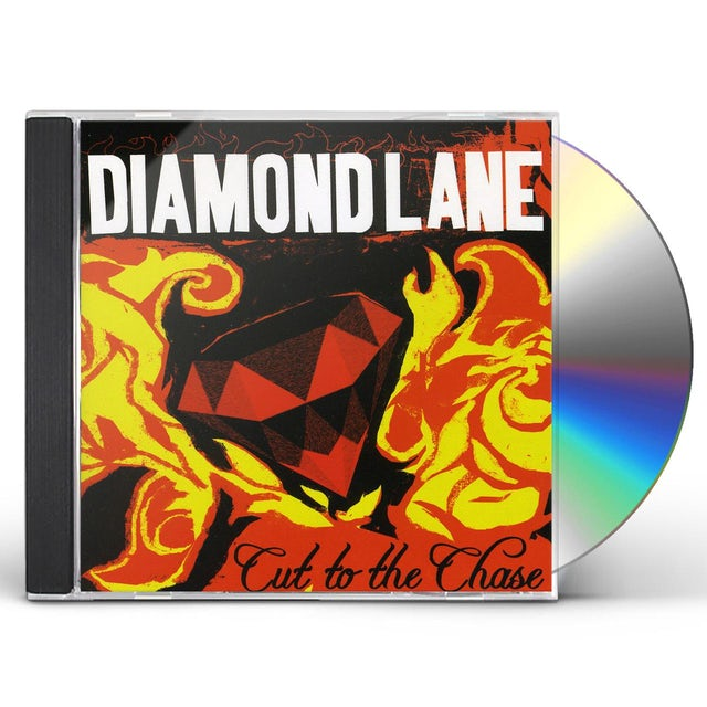 Diamond Lane CUT TO THE CHASE CD