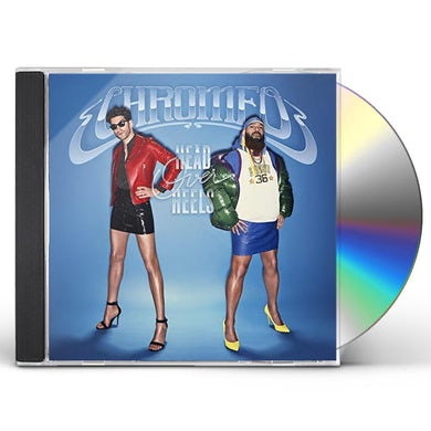 Chromeo HEAD OVER HEELS (CANADA ONLY) CD