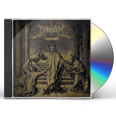 Behexen My Soul for his Glory CD