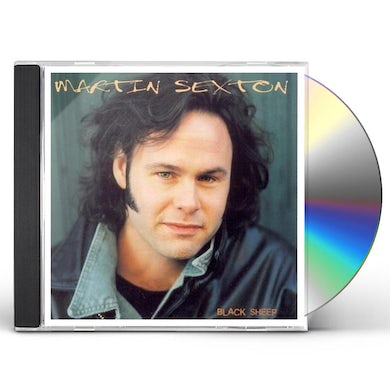 Martin Sexton BLACK SHEEP CD