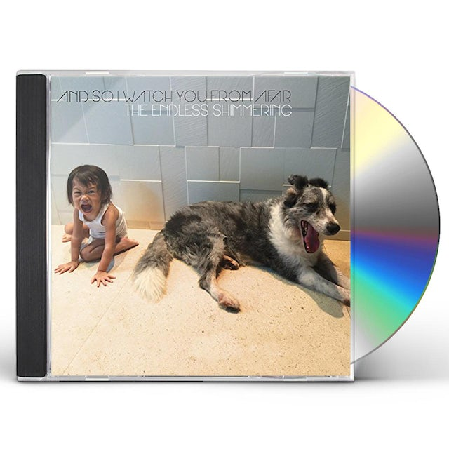 And So I Watch You From Afar ENDLESS SHIMMERING CD
