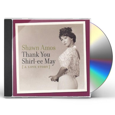 Shawn Amos THANK YOU SHIRL-EE MAY LIMITED PREVIEW EP CD