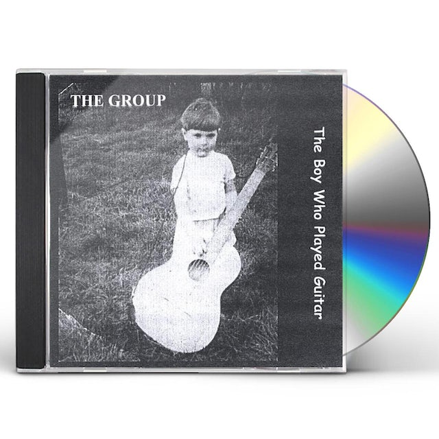 GROUP BOY WHO PLAYED GUITAR CD