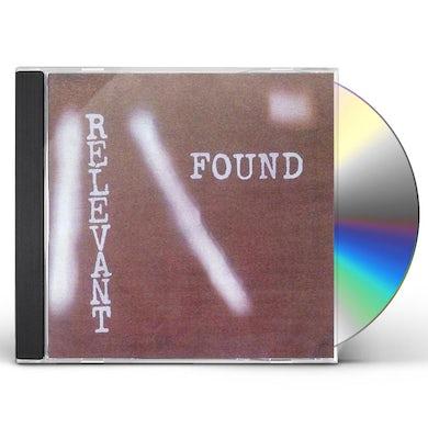 Found RELEVANT CD