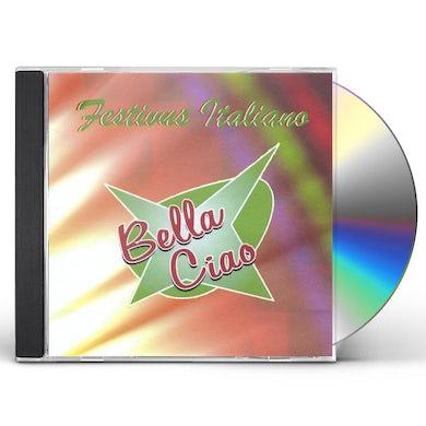 Bella Ciao FESTIVUS ITALIANO CD
