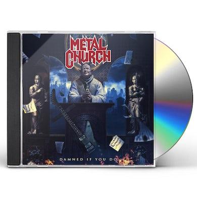 Metal Church DAMNED IF YOU DO CD