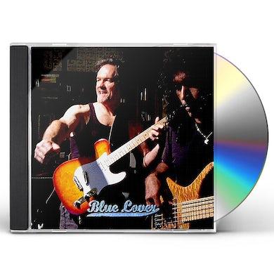David Wells BLUE LOVER CD