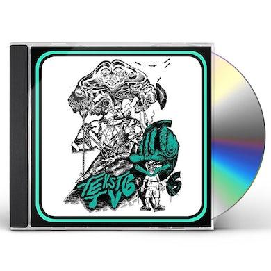 AIDATTU TULEVAISUUS CD