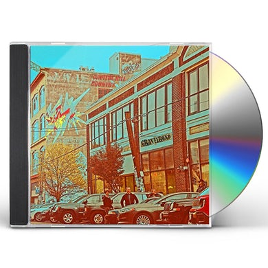 Gravelroad CAPITOL HILL COUNTRY BLUES CD