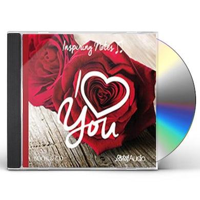 Peter Samuels I LOVE YOU: INSPIRING NOTES CD