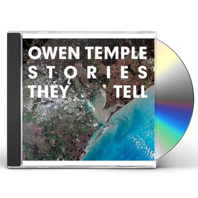 Owen Temple STORIES THEY TELL CD