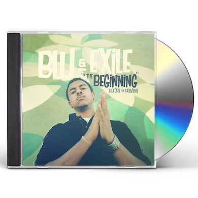 Blu & Exile IN THE BEGINNING: BEFORE THE HEAVENS CD