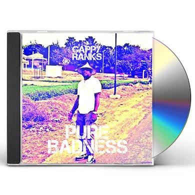 Gappy Ranks PURE BADNESS CD