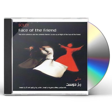 Soley FACE OF THE FRIEND CD