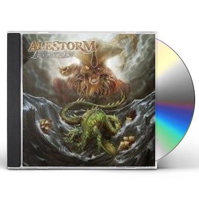 Alestorm LEVIATHAN CD