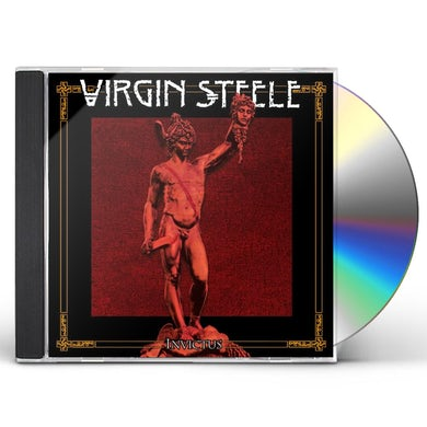 Virgin Steele INVICTUS CD